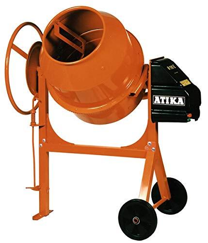 ATIKA M190 Optimix Betonmischer Mörtelmischer Zementmischer 230V