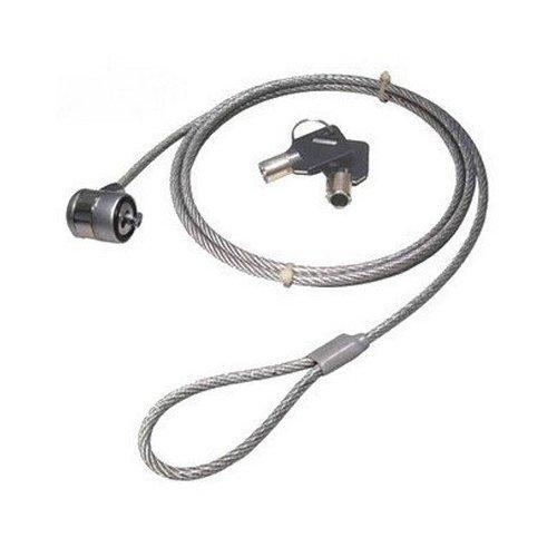 Generic - Kensington style cable de seguridad bloqueo de portátil