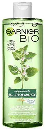 Garnier Agua micelar bio-limón todo en 1, 400 ml
