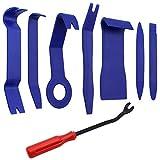 BlueXP 8 Piezas Coche Interior Herramienta de Eliminación Panel de Puerta de Coche Herramientas de...