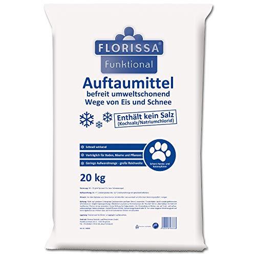 Florissa 48836 Umweltfreundliches Auftaumittel, Weiß