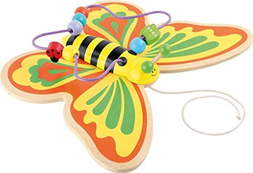 Small Foot - 5883 - Papillon de motricité à Tirer