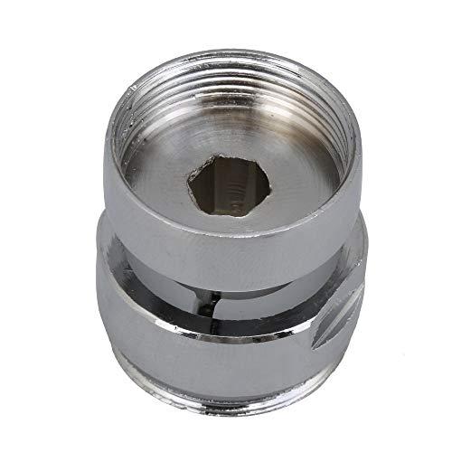 BQLZR - Conector aireador para grifo de cocina (20 mm, rosca macho de 22 mm)