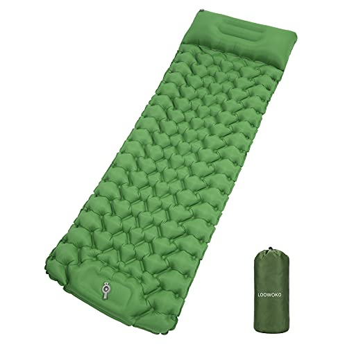 Loowoko Sleeping Pad Camping Mat...