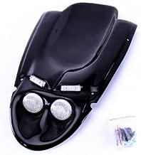 Bestem FGSU-GS03-UT-BL4 Black Undertail with 4 Lights for Suzuki GSXR 600 750 1000 2000 – 2003