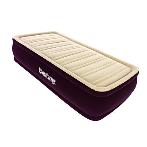 Bestway 67492 - Materasso Gonfiabile Comfort Cell Tech, 191 cm x 97 cm x 43 cm