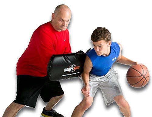 HoopsKing Basketball Toughness Training Pad, Blocking Shield, Football Shiver