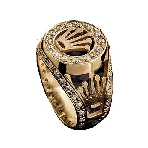 Alta calidad 2019 nuevo anillo cruzado para hombres Color plateado moda Caballeros reales templarios joyería de dedo anillos masculinos Anel125