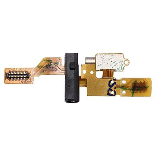 Zhangsihong Repuestos de teléfono Cable Flex For Auriculares con Cable Flex y...