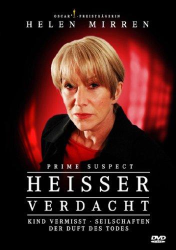 Heißer Verdacht - Staffel 4: Kind vermisst / Seilschaften / Der Duft des Todes (2 DVDs)
