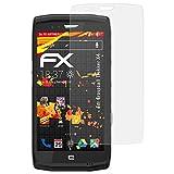 atFolix Schutzfolie kompatibel mit Crosscall Trekker X4 Bildschirmschutzfolie, HD-Entspiegelung FX Folie (3X)