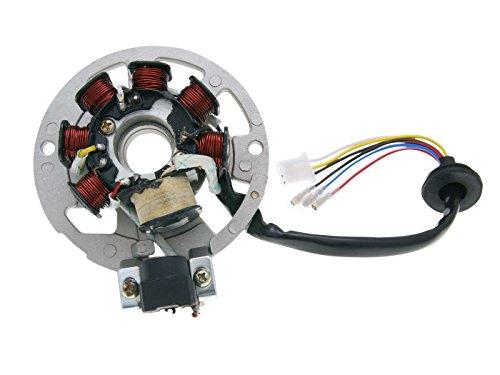 Lichtmaschine Stator Version 2 für CPI OLIVER Sport 50 ab 2005