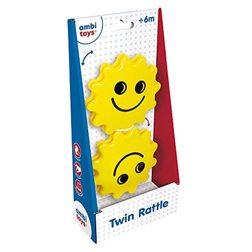 Ambi Toys Tweelingrammelaar