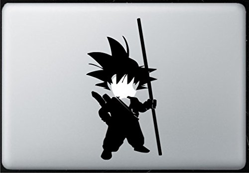 Dragon Ball Goku Nimbus Cloud - Sticker Decal MacBook, Air, Pro All...