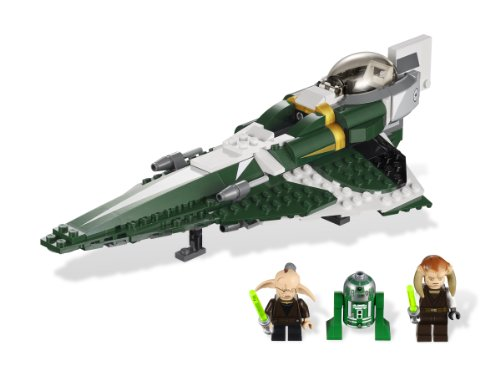 LEGO Star Wars 9498 Saesee Tiin's Jedi Starfighter by LEGO