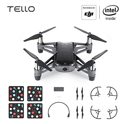 Metermall Games For DJI Tello EDU Boost Combo Mini Drone Perform Flying Stunts Shoot Video with EZ Shots Toy Plane 1 battery