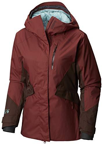 마운틴 하드웨어 여성 반시 단열 재킷