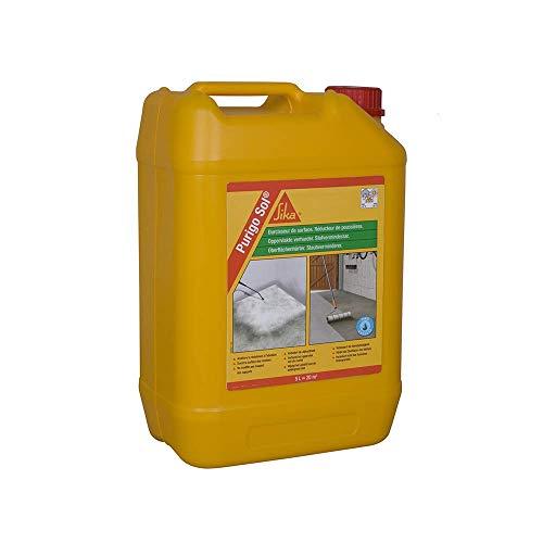 Purigo Sol, Durcisseur de surface anti-poussière, 5L, Incolore