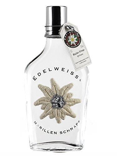 Edelweiss Marille Schnaps 0,2 Liter