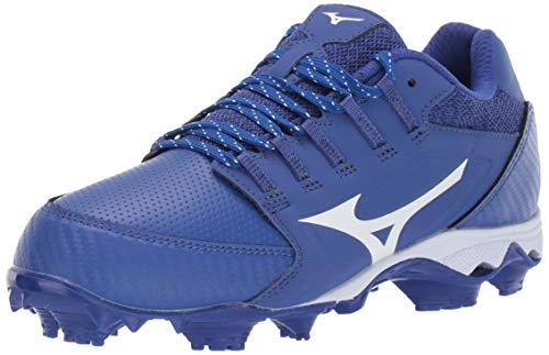 Mizuno Softball Footwear Womens TPU Molded Softball Cleat, Multi, 8.5