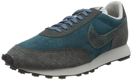 Nike Daybreak, Zapatillas para Correr para Hombre, Turquesa De Medianoche/Algas Marinas/Dk Gris Humo, 40.5 EU