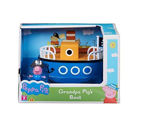 Peppa Pig 06495 Fahrzeug, Farblich und Modell sortiert