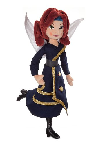 Disney Tinkerbell y The Pirate Fairy 51cm Zarina Peluche