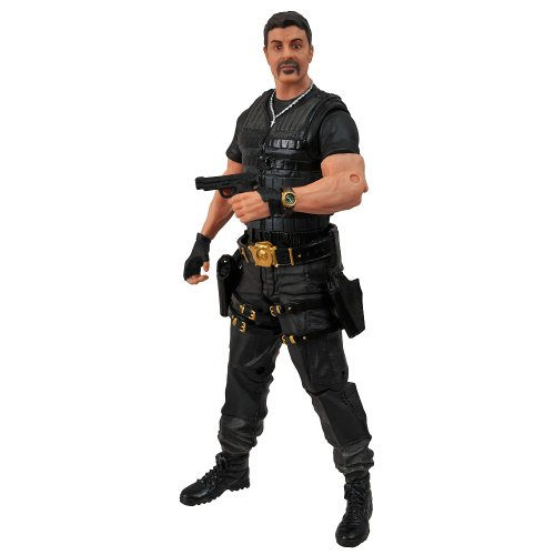 Diamond Select Toys The Expendables 2 Barney Ross Action Figure