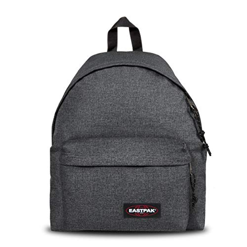 Eastpak Padded Pak\'r Zaino, 40 cm, 24 L, Grigio (Black Denim)