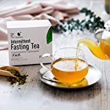 Intermittent Fasting Tea - Appetite Suppression, Gut Health, Metabolism - Green Tea- 15 Natural Organic Ingredients   30 count