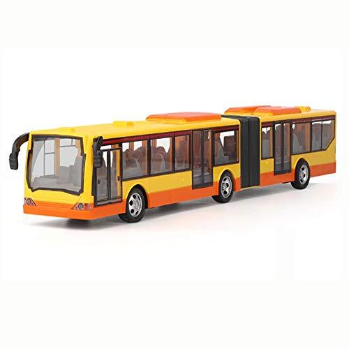 RC Escuela Autobús Control remoto vehículos de automóviles 1/22 PUERTAS DE APERTURA ACELAR ACELERACIÓN Y DESCELERACIÓN JUGUETES CON SONIDOS SIMUGULADOS Y LUBIAS LED LIGHT SEAPONICABLE TRACHER ELECTRÓN