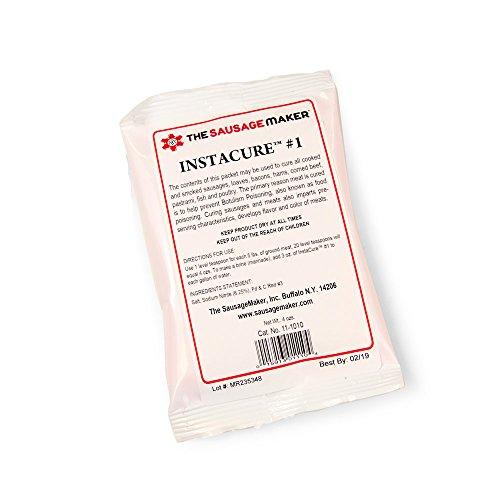 The Sausage Maker - Insta Cure (Prague Powder) #1, 4 oz....