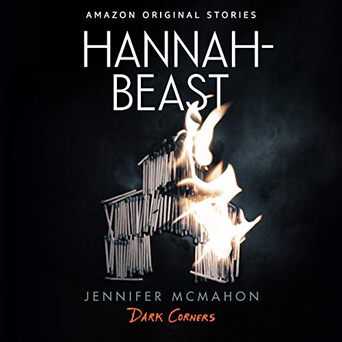 Hannah-Beast audiobook cover art