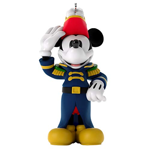 Hallmark Keepsake Christmas Ornament 2020, Disney Mickey Mouse Mickey's Movie Mouseterpieces Boat Builders