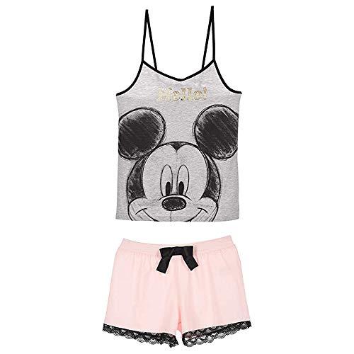 Minnie Mouse Mujer Pijama Corto