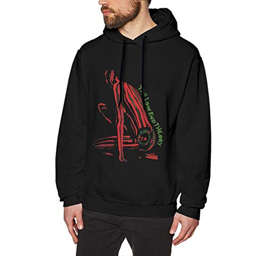 The Low End Theory Men's Fashion Pullover Hood Long Sleeve Hoodie