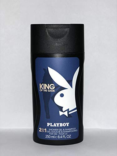Playboy King of the Game Douchegel 250 ml