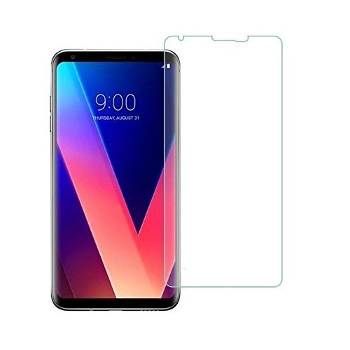Phonicz Retails Impossible Flexible Tempered Glass for LG V30 Plus - Transparent