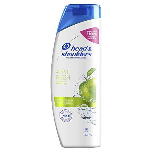 Head & Shoulders Apple Fresh Anti Dandruff Shampoo For Refreshed Scalp, 660ml