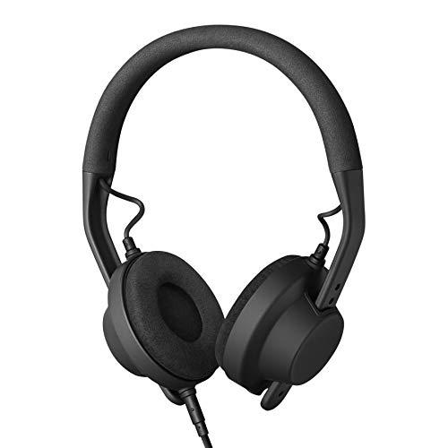 AIAIAI TMA-2 All-round - Leichte Kopfhörer mit schlankem Profil - ausgewogene Klangwiedergabe, 75001, Schwarz, One Size