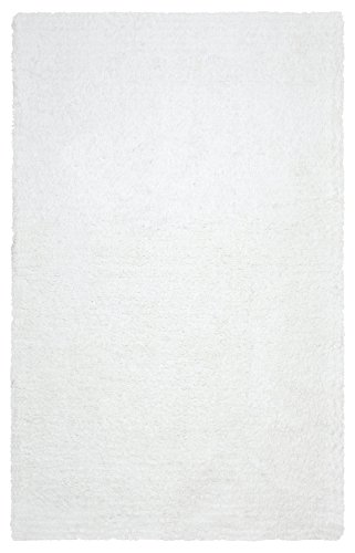 Rizzy Home Arden Loft-Danbury Crossing Collection Polyester Area Rug, 9' x 12', Light Gray