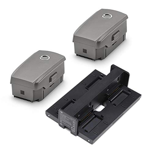 DJI Mavic 2 Intelligent Flight Battery for Mavic 2 Pro and Zoom (2-Pack with Charging Hub)
