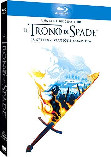 Il Trono di Spade, Stagione 7 - Robert Ball Limited Edition (Blu-Ray) (3 Blu Ray)