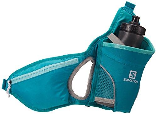 SALOMON Hydro 45 Belt Cinturón, Unisex, Teal Blue F, 30 cm
