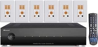 Russound CAA66K Multiroom 6 Zone Controller Amplifier with Keypads