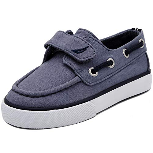Baby Boys Canvas Boat Shoes