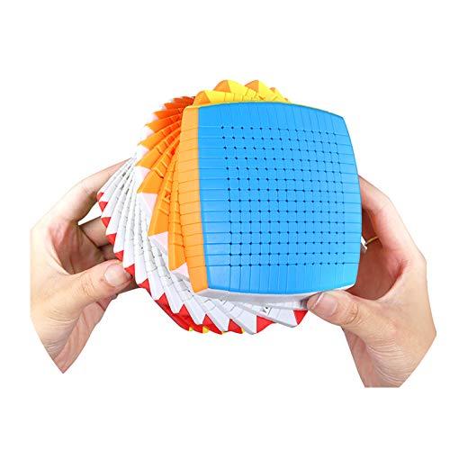 YYBF Infinity Cube Toy, Rompecabezas Cube 3D, Rompecabezas 3D De Alta Dificultad, Este Es Un Desafío Difícil, Cubos Mágicos para Niños Y Adultos Regalo,15×15 Speed Cube