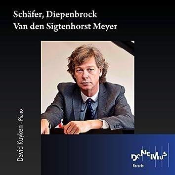 Schäfer, Diepenbrock and Van den Sigtenhorst Meyer