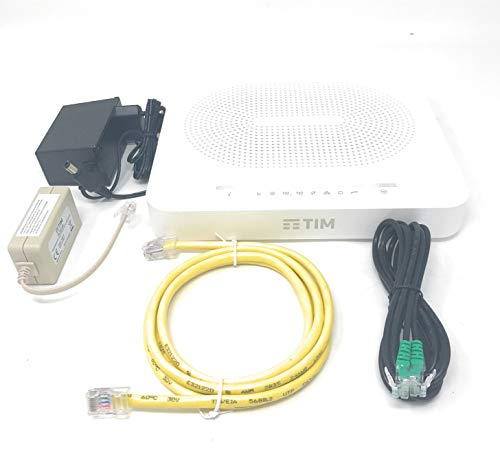 SMART MODEM Wi-Fi PER ADSL E FIBRA FINO A 100 MEGA DI TIM