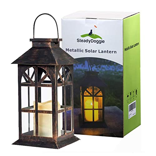 SteadyDoggie Limited -  Solar Laterne für